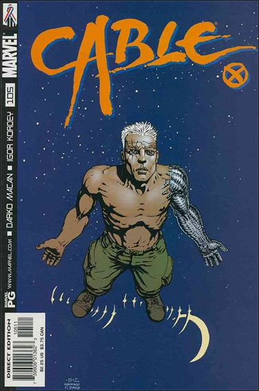 Cable (1993) 105-A by Marvel