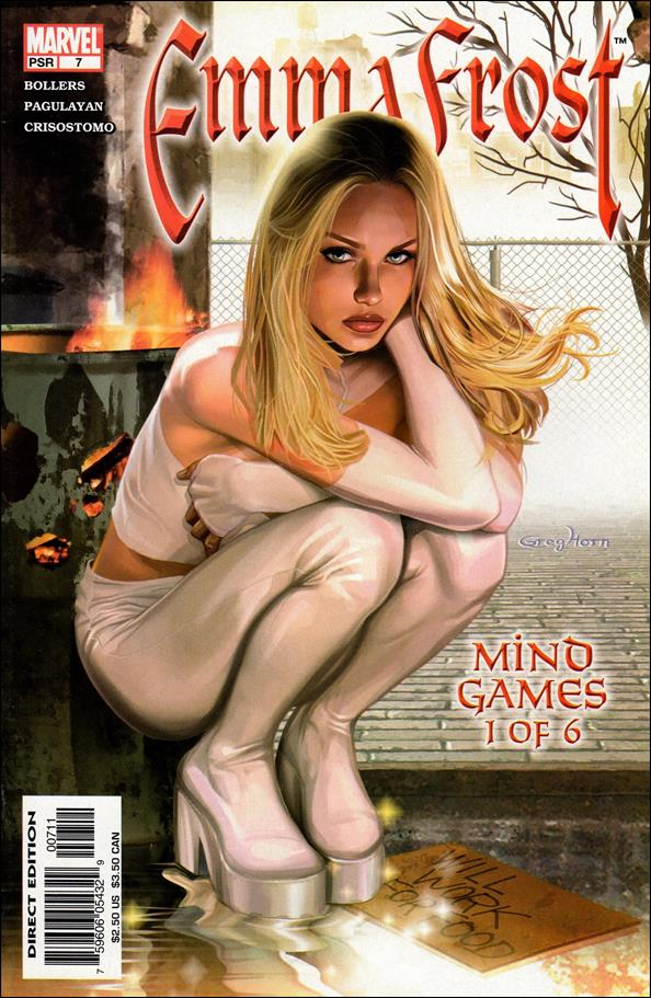 Emma Frost 7-A by Marvel