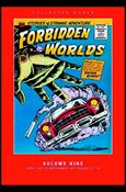 Collected Works Forbidden Worlds 9-A