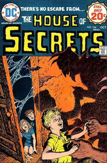 House of Secrets (1956) 124-A by DC