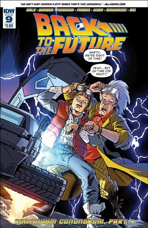 Back to the Future (2015) 9-A