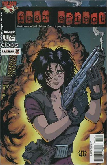 Fear Effect Special 1-A by Image