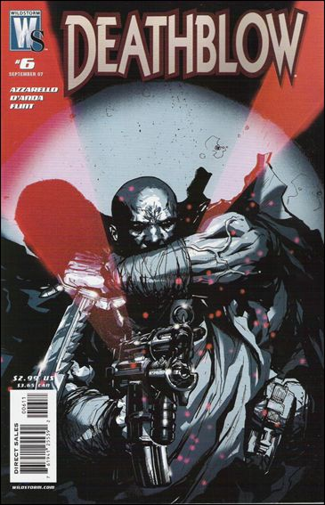 Deathblow (2006) 6-A by WildStorm