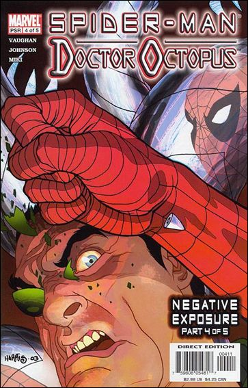 Spider-Man/Doctor Octopus: Negative Exposure  4-A by Marvel