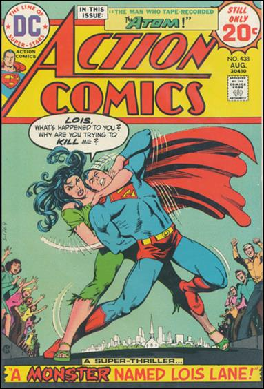 Action Comics (1938) 438-A by DC