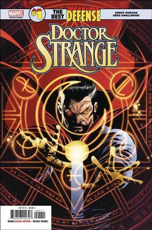 Doctor Strange: The Best Defense 1-A
