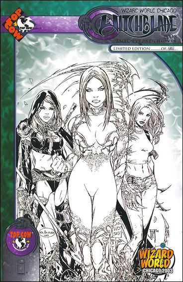 Witchblade 61-B by Top Cow