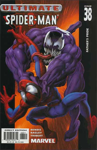 Ultimate Spider-Man (2000) 38-A by Marvel