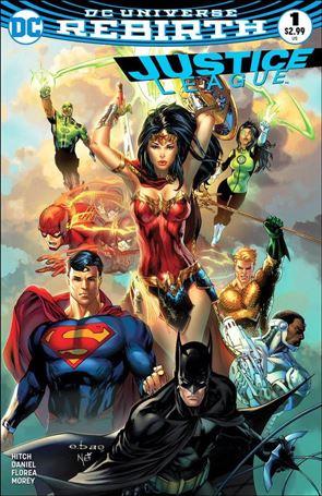 Justice League (2016) 1-S