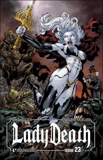 Lady Death (2010) 23-A by Boundless Comics