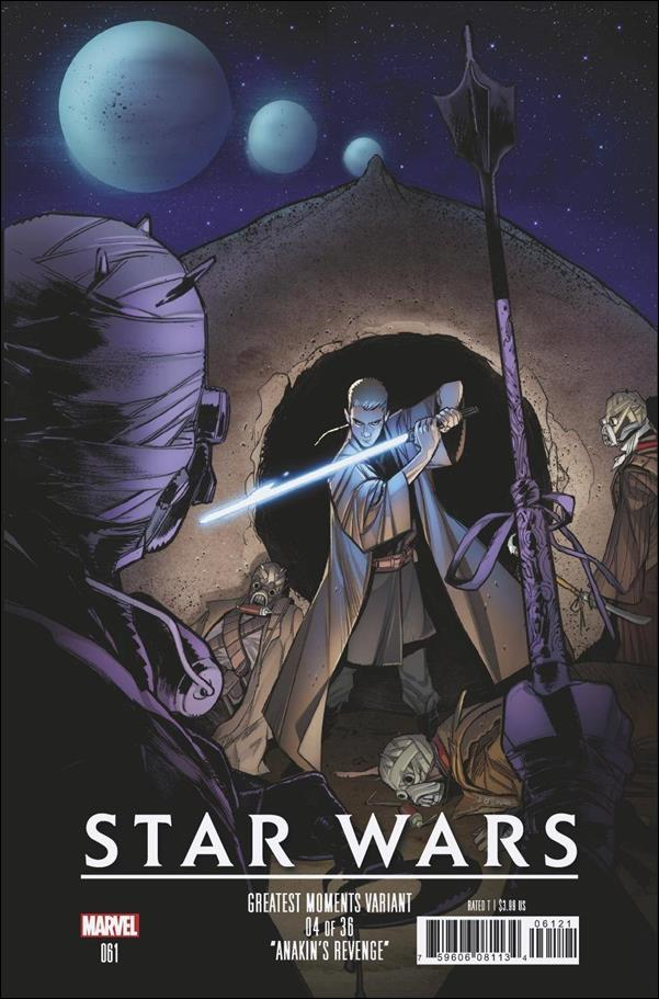 Star Wars (2015) 61-C by Marvel