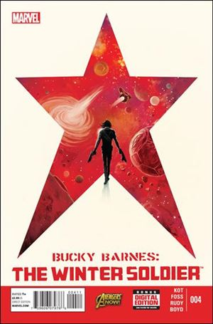 Bucky Barnes: Winter Soldier 4-A