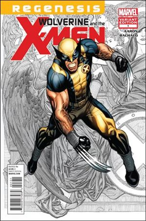 Wolverine &amp; the X-Men 1-C