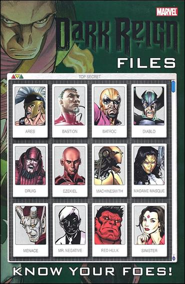 Dark Reign Files nn-A by Marvel