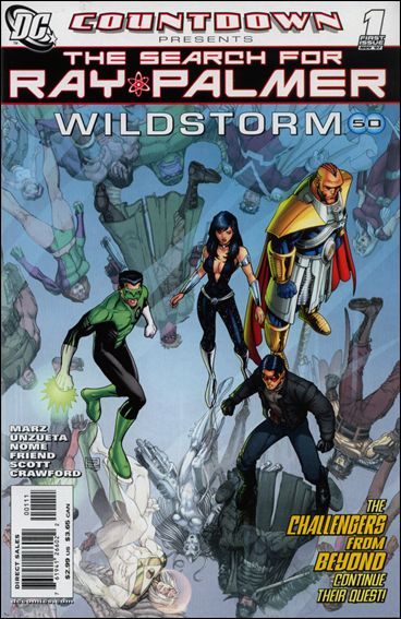 Countdown Presents: The Search for Ray Palmer: WildStorm 1-A by DC