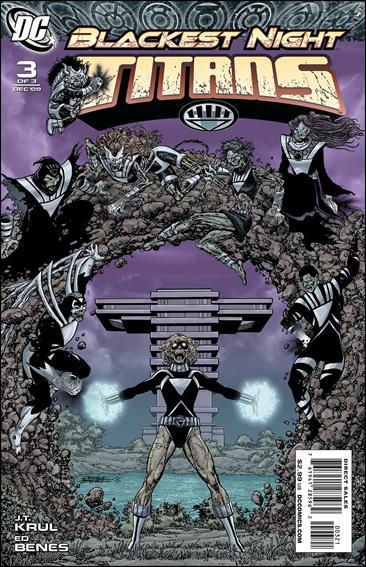 Blackest Night: Titans 3-B by DC
