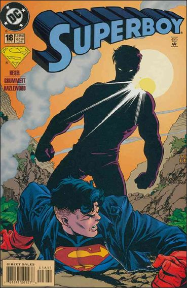 Superboy (1994) 18-A by DC