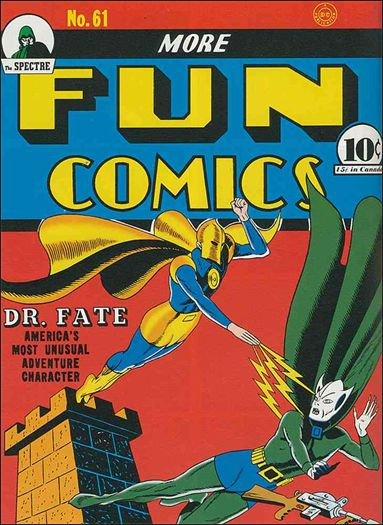 More Fun Comics 61-A by DC
