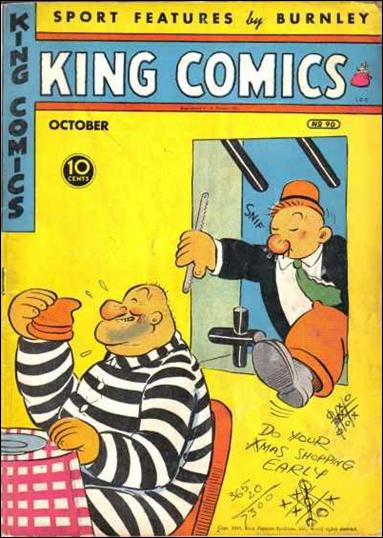 King Comics 90-A by David McKay