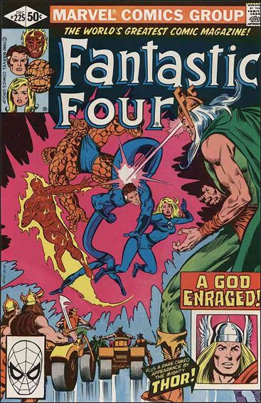 Fantastic Four (1961) 225-A by Marvel