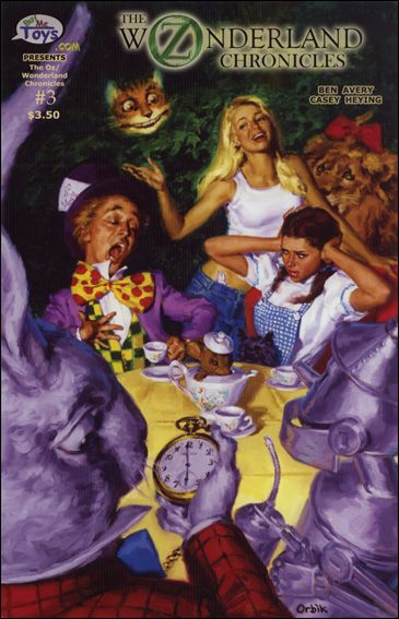 Oz/Wonderland Chronicles 3-B by Buy Me Toys.Com