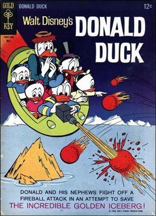 Walt Disney's Donald Duck (1952) 101-A