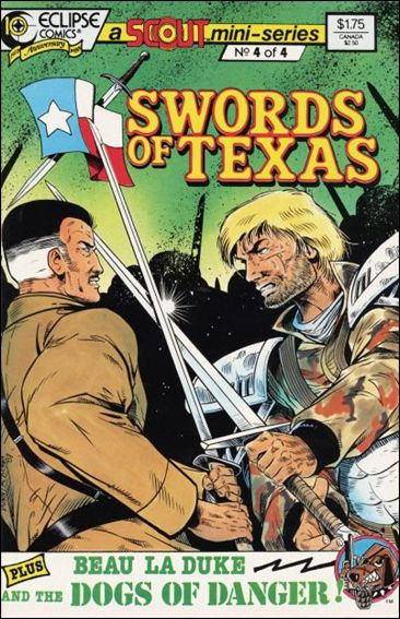 Swords of Texas 4-A by Eclipse