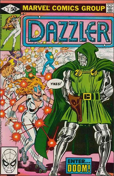 Dazzler (1981) 3-A by Marvel