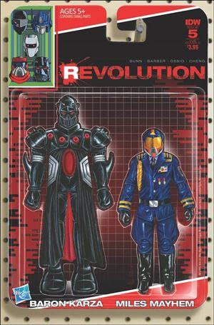 Revolution 5-E