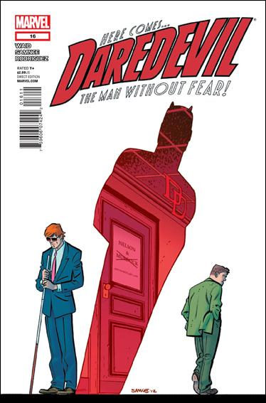 Daredevil (2011) 16-A by Marvel