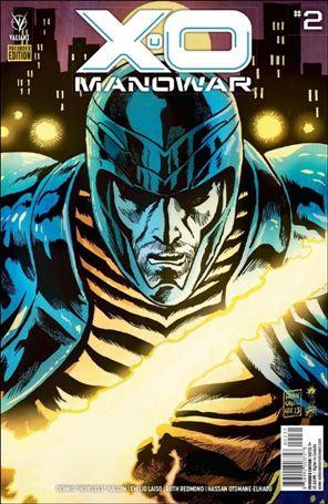 X-O Manowar (2020) 2-D