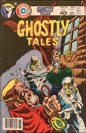 Ghostly Tales 136-A