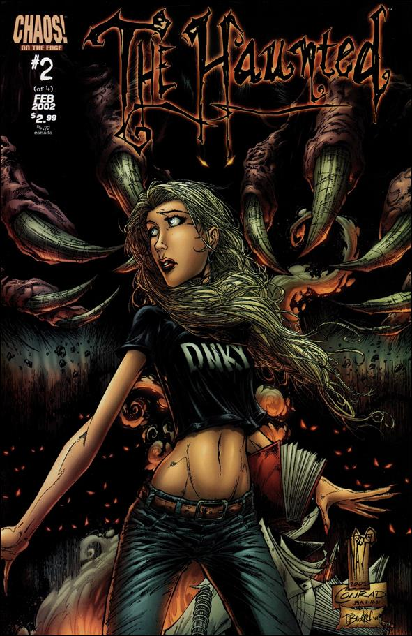 Haunted (2002) 2-A by Chaos! Comics