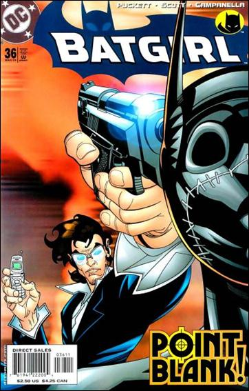 Batgirl (2000) 36-A by DC