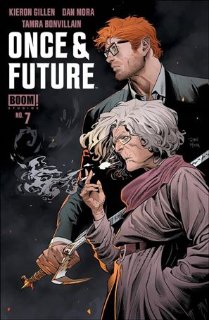 Once & Future 7-A