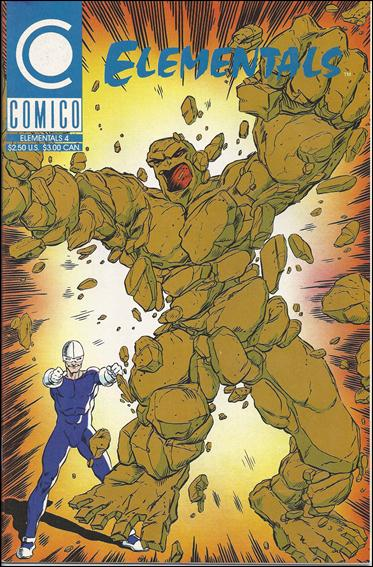 Elementals (1989) 4-A by Comico