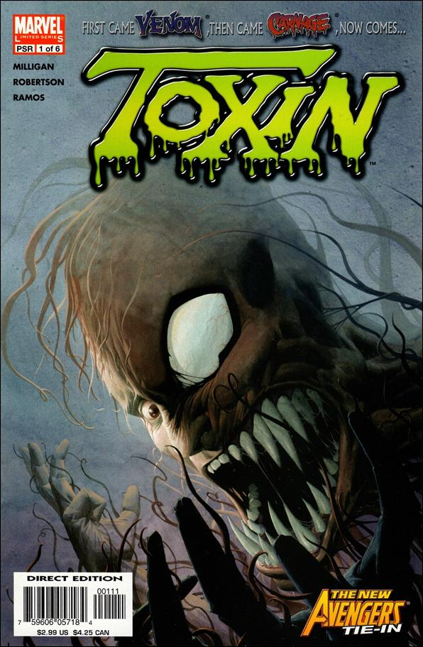 Toxin 1-A by Marvel