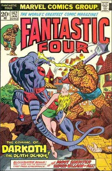 Fantastic Four (1961) 142-A by Marvel