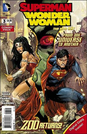 Superman/Wonder Woman 3-B