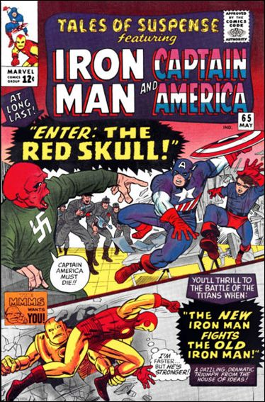 Tales of Suspense (1959) 65-A by Marvel