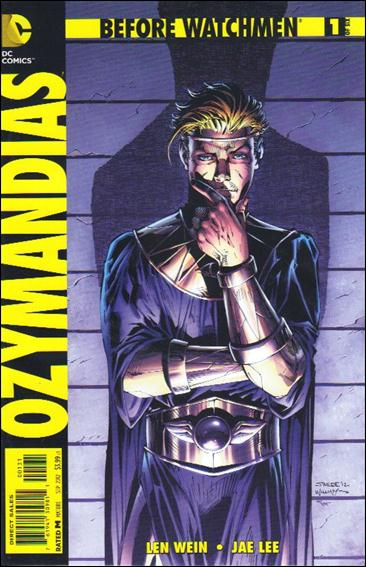 Before Watchmen: Ozymandias 1-E by DC
