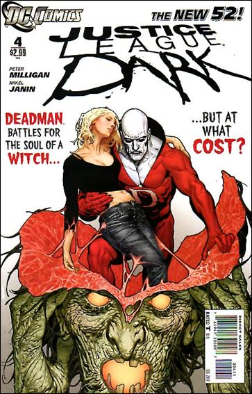 Justice League Dark 4-A by DC