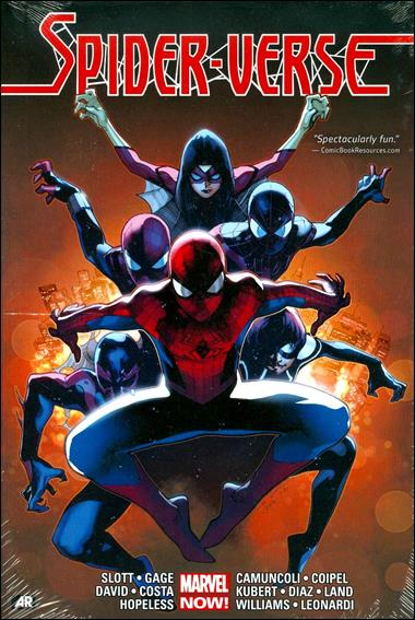 Spider-Verse 1-A by Marvel
