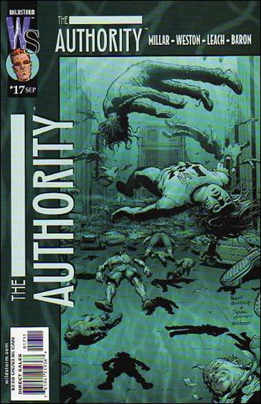 Authority (1999) 17-A by WildStorm