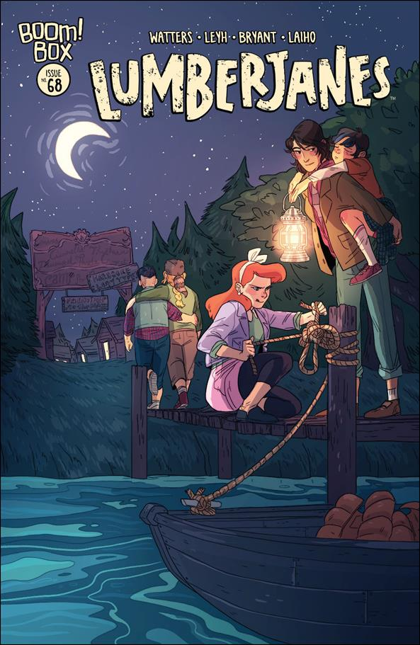 Lumberjanes 68-B by Boom! Box