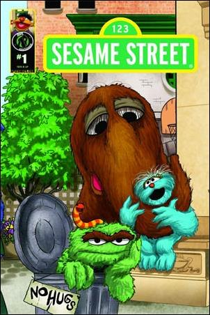Sesame Street 1-C by Kizoic
