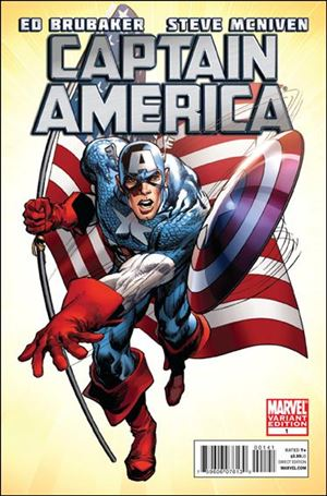 Captain America (2011) 1-D