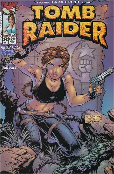 Tomb Raider: The Series 8-A by Top Cow