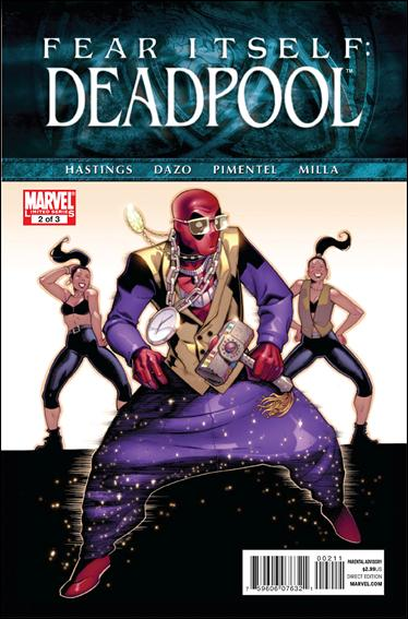 Fear Itself: Deadpool 2-A by Marvel