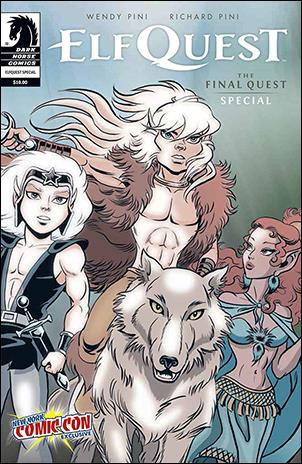 ElfQuest Special: The Final Quest 1-B by Dark Horse